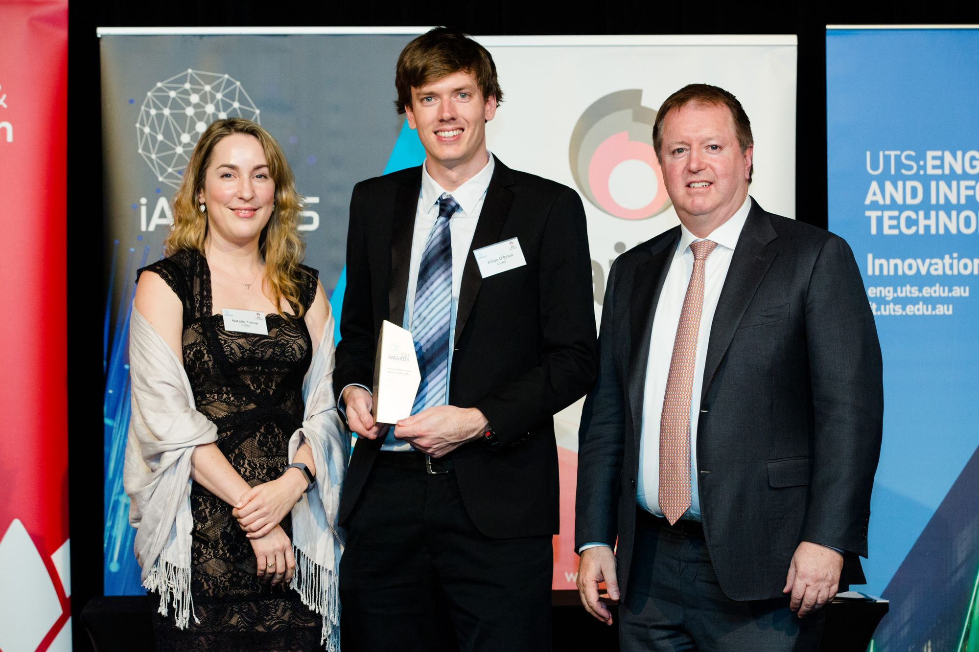 CSIRO awarded NSW iAward for GT-Scan Innovation