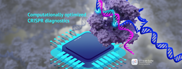 Computationally optimized CRISPR diagnostics