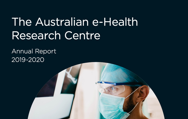 AEHRC: 19/20 Annual Report - COVID, Artificial Intelligence and more